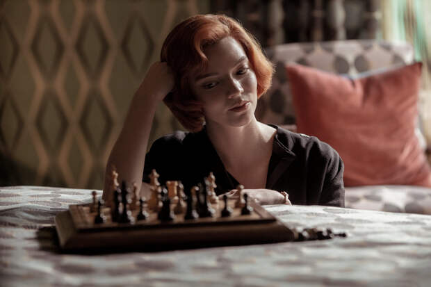 «Ход королевы»: Шах и мат, патриархат