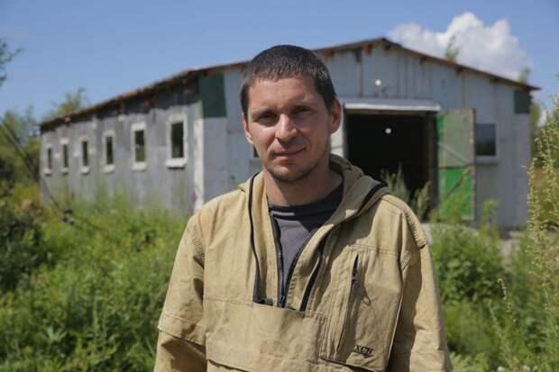 Фермер Утробин договорился с премьером о дополнительных гектарах для дальневосточников
