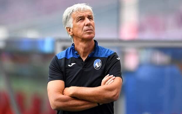 Гасперини 2-й год подряд признан лучшим тренером в Серии А