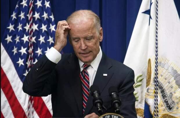 Он сам ничего не понял: Американцы раскритиковали официальное обращение Байдена