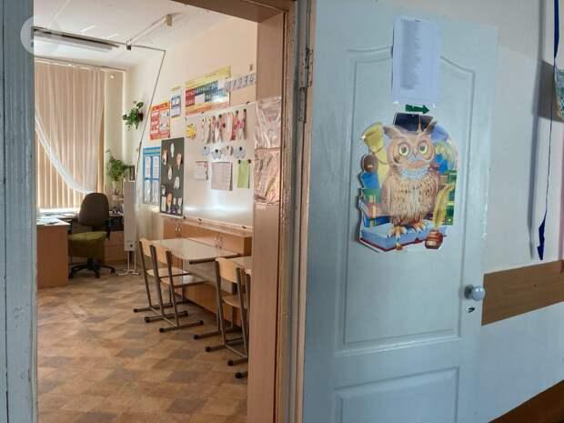 Школы Ижевска продезинфицируют перед Днем знаний