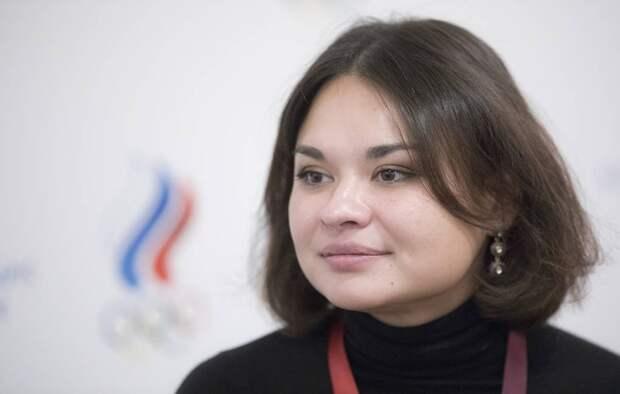 Ксения Шойгу Михаил Джапаридзе/ТАСС