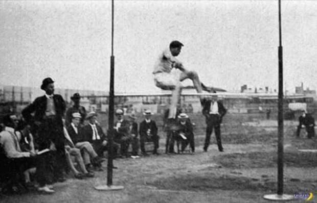 Забытый олимпийский вид спорта