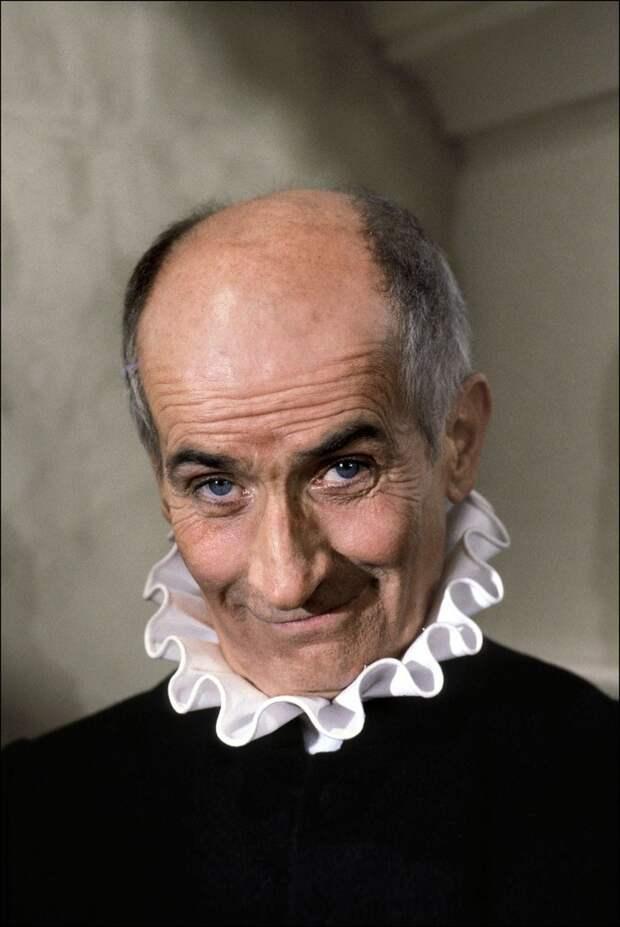 102 года назад родился неподражаемый Луи де Фюнес!