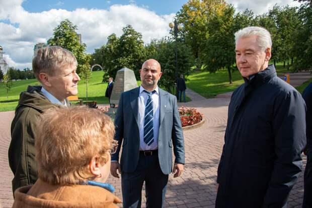 Тимофей Баженов: «Москва чтит память героев Великой Отечественной войны»