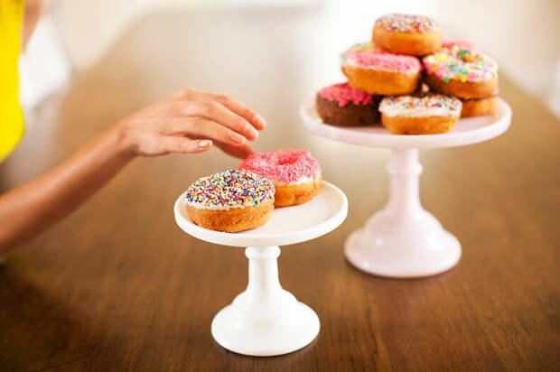 Как перестроить вкусовые рецепторы