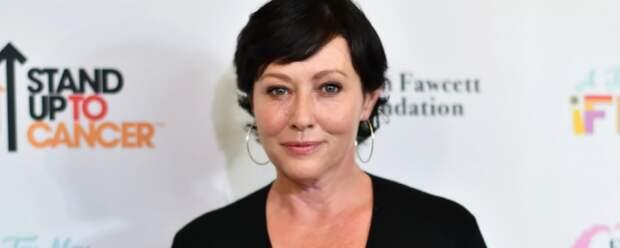 Актриса Шеннен Доэрти показала свое фото без фильтров
