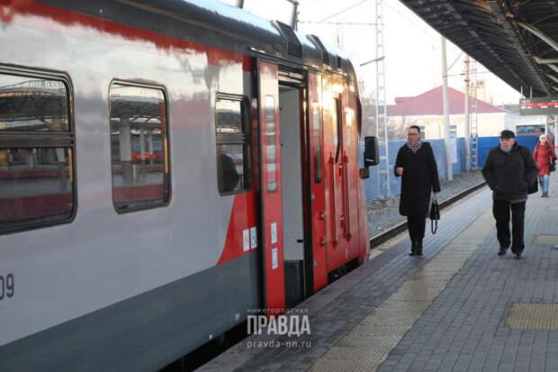 Пассажирам электрички Нижний Новгород – Семёнов напомнили о правилах сохранения природы