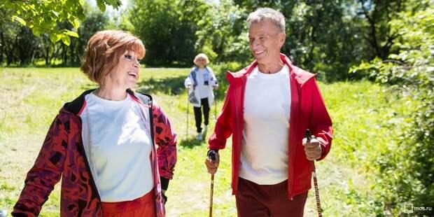 В Тимирязевском парке возобновляются занятия для старшего поколения