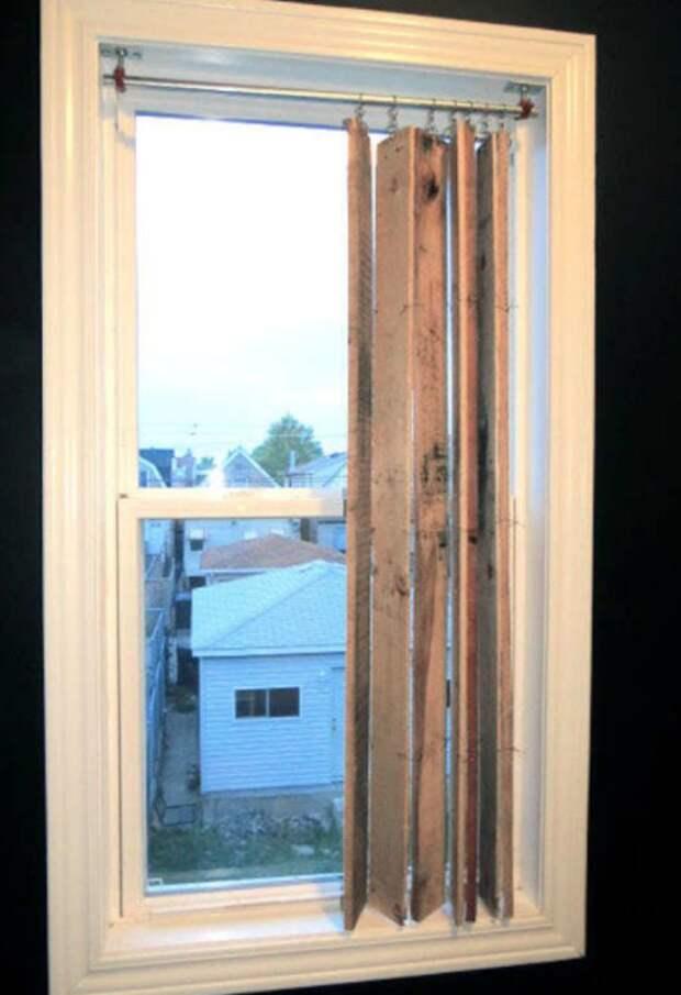 10 нестандартных решений, чтобы «одеть» окно