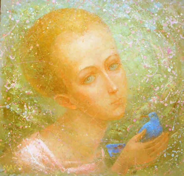 Ирина и Валерий Нагий. Духовная живопись