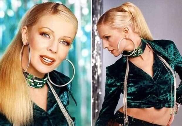 Одна из самых красивых и сексуальных певиц 1990-х гг.   Фото: megalyrics.ru
