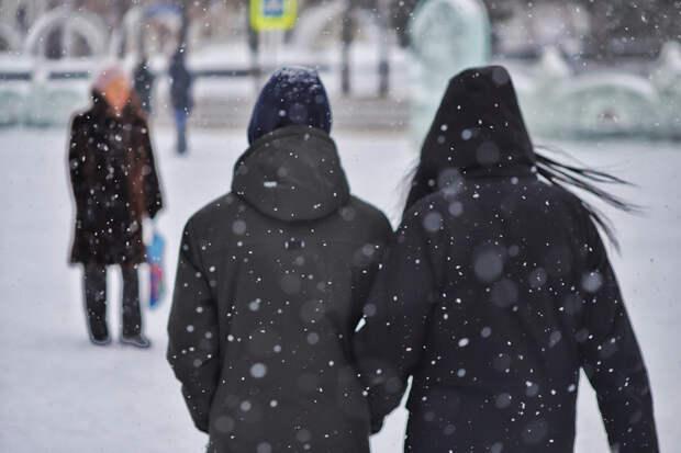Вряде регионов РФвыпадет первый снег