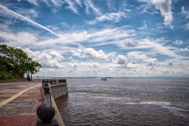 На юге Хабаровского края ожидается подъем уровня воды в Амуре и Уссури
