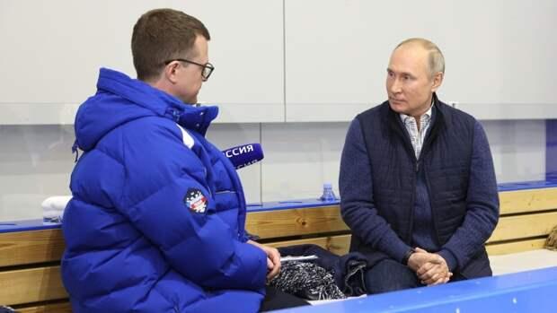 Подконтрольные киевским властям СМИ переврали слова Владимира Путина