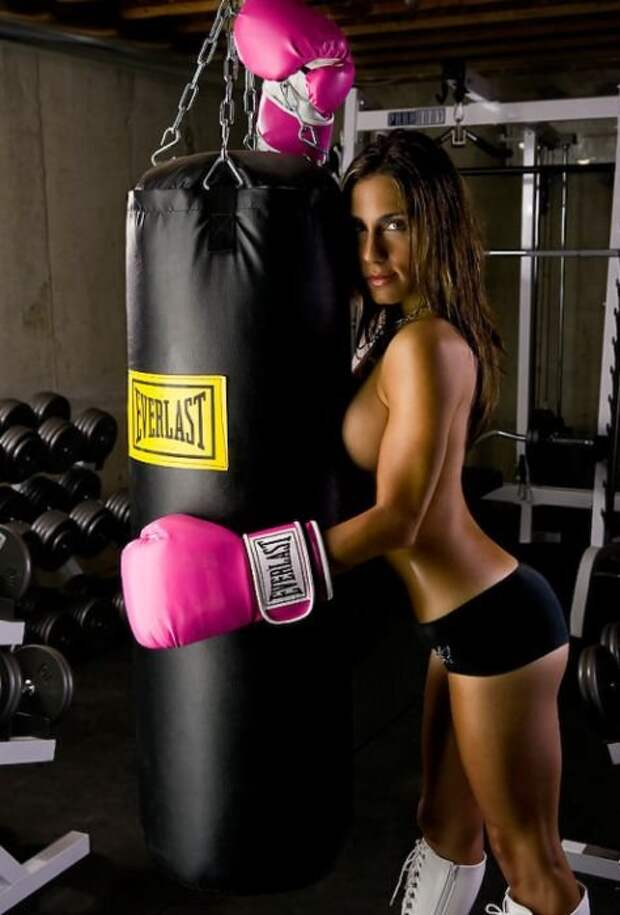 Мужская подборка фанаток бокса (15 фото)