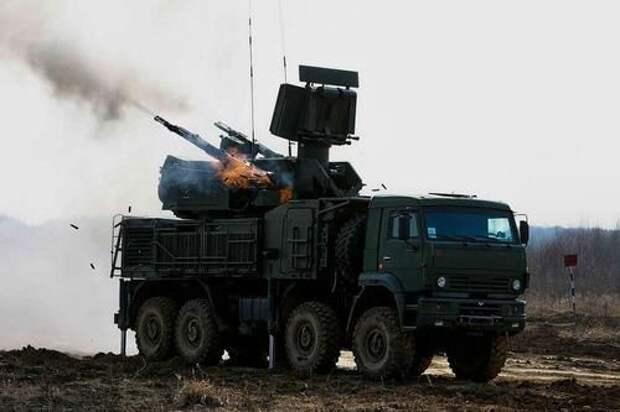 Армия США заявила об уничтожении «Панцирем-С1» американского MQ-9 Reaper в Ливии