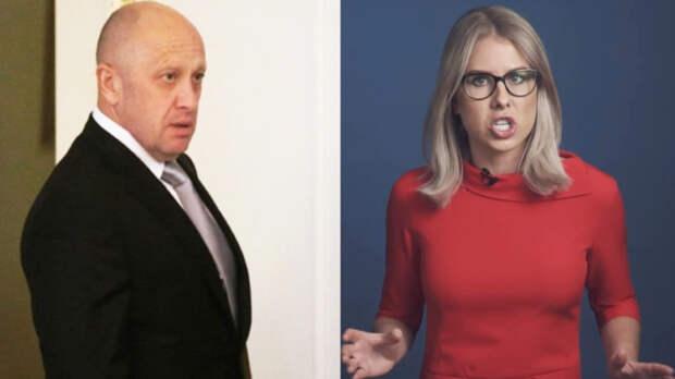 Пригожин подал заявление о возбуждении уголовного дела по факту клеветы – опять Соболь облажалась!