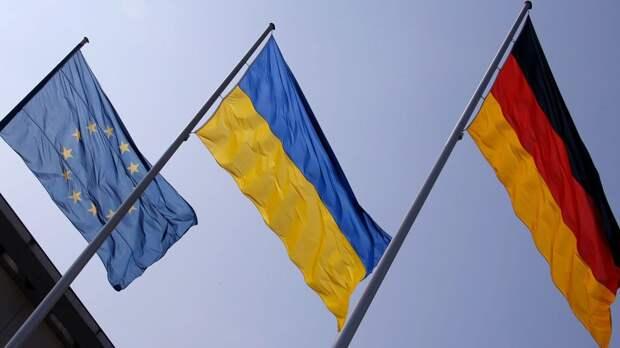 В Германии не поддерживают вступление Украины в НАТО и ЕС