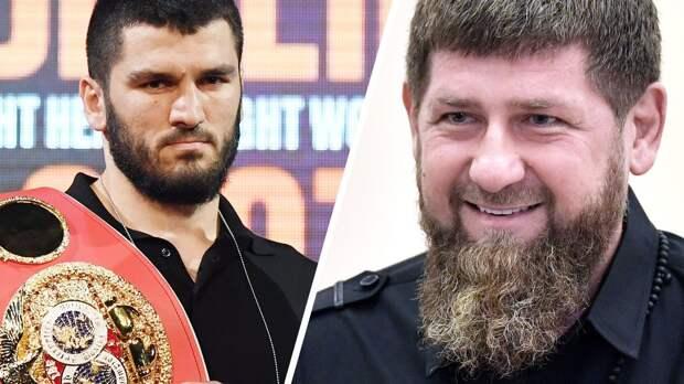 Кадыров: «Бетербиев еще раз доказал, что является сильнейшим боксером мира в полутяжелом весе»