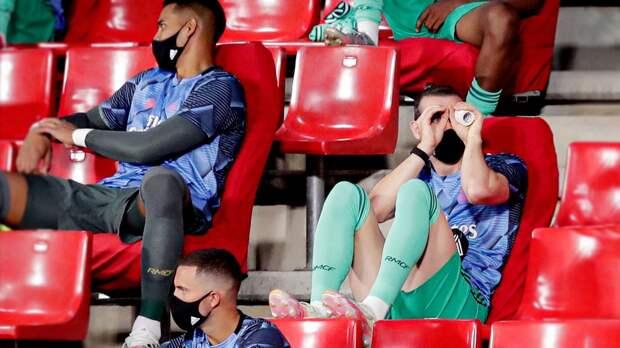 «Реал» может расторгнуть контракт с Бэйлом. Валлиец уже откровенно троллит Мадрид