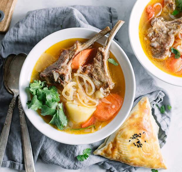 Шурпа: самый сытный суп из всех