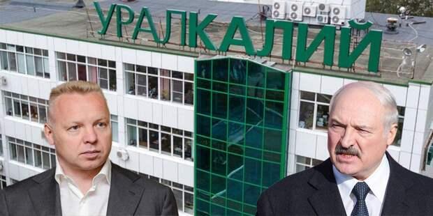 Мазепин «поиграет» на Лукашенко?