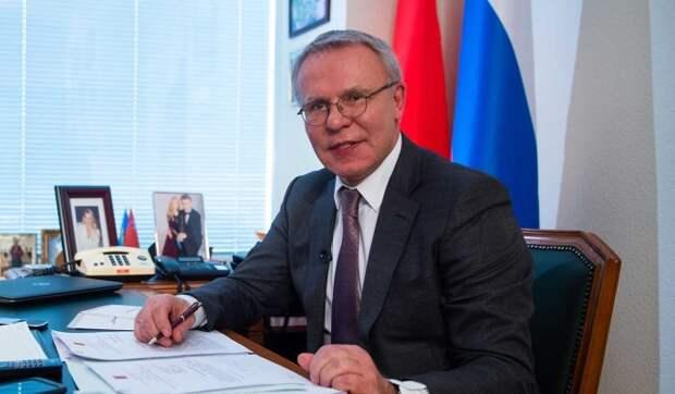 Фетисов призвал отказаться от санкций в отношении зеленых инвестиций