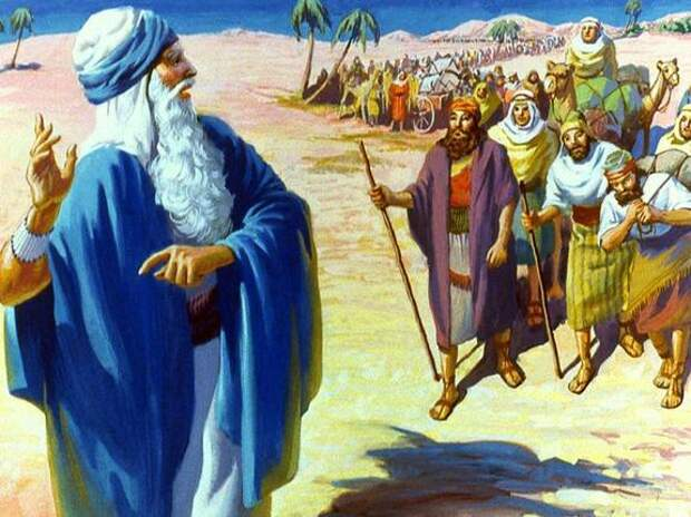 Лабиринты истории: возможно, если б евреи не остались в Ханаане, их судьба не была б столь суровой