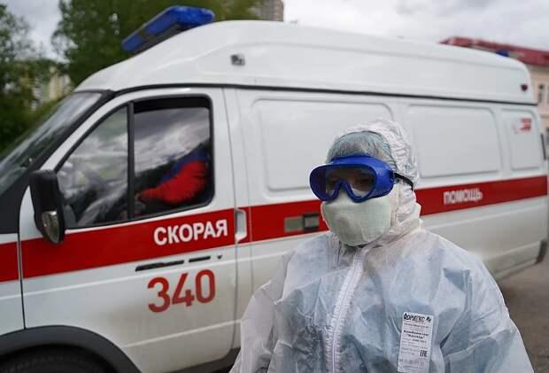 В России 13 мая 2021 года выявили 8 380 новых случаев заражения коронавирусом