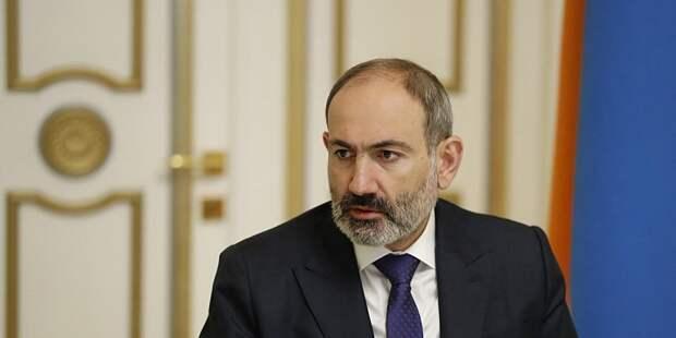 Пашинян напомнил военным про обязанности