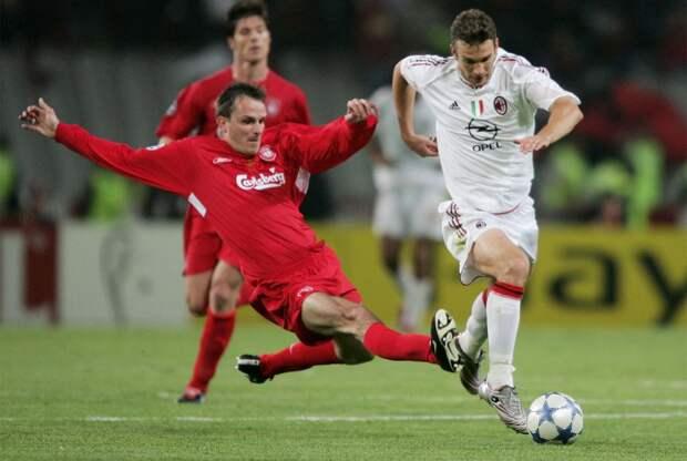 «Три месяца просыпался по ночам с криком». Неизвестные факты о легендарном финале ЛЧ «Милан» - «Ливерпуль»