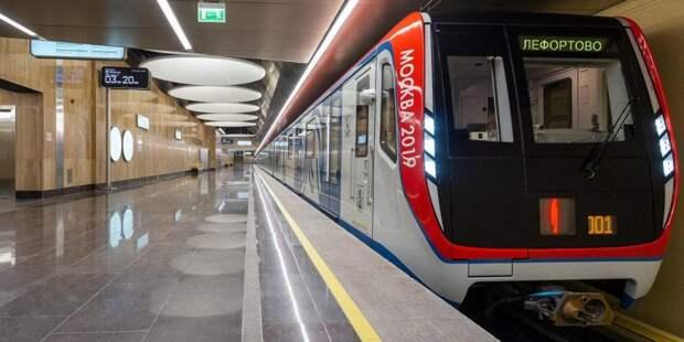 Москва продолжает активное развитие транспортного каркаса. Фото: Д. Гришкин mos.ru