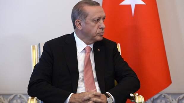 Эрдоган заявил, что Турция намерена оказывать поддержку Иерусалиму