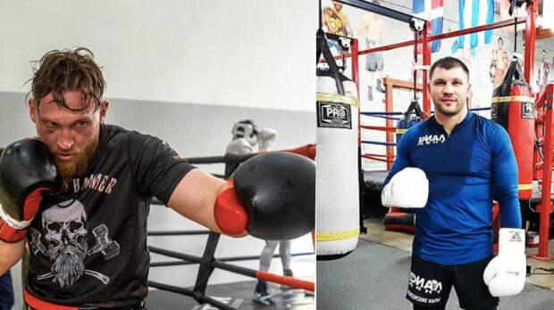 Кудряшов и Романов будут биться за серебряный пояс WBC