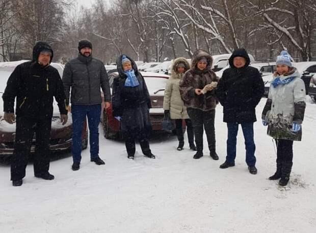 Глава управы района Лианозово дала ряд поручений по итогам обхода