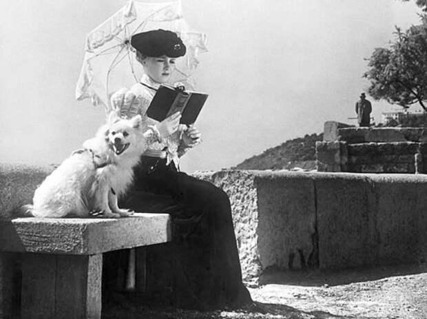 Кадр из фильма *Дама с собачкой*, 1960   Фото: chtoby-pomnili.com