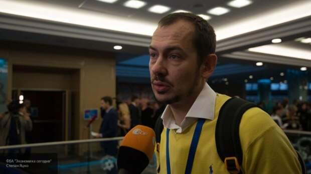 Украинец Цимбалюк похвастался «победой» над пошутившим об Украине венгром