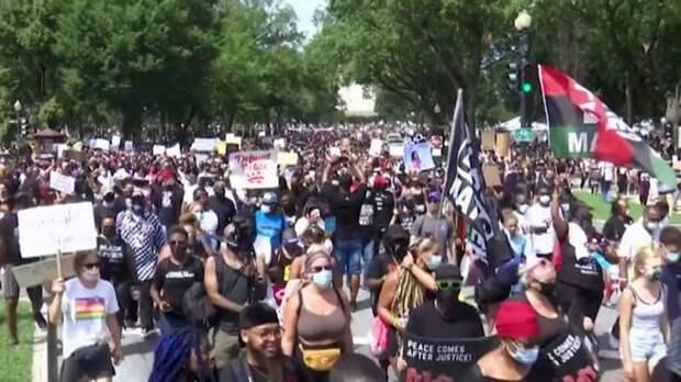 """Вашингтон стал самым """"черным"""" городом США"""