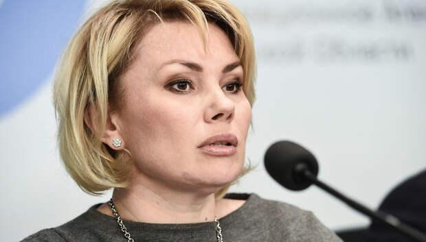 Мособлдума переназначила Семенову на пост уполномоченного по правам человека в регионе