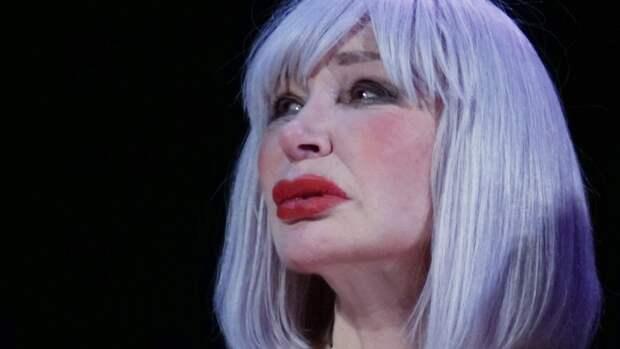 Татьяна Васильева убеждена, что актриса не может построить карьеру без интима