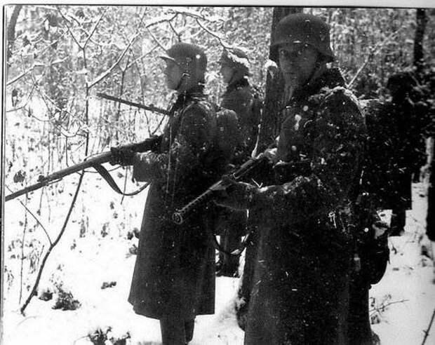 «Зимний лес»: разгром и избиение партизан