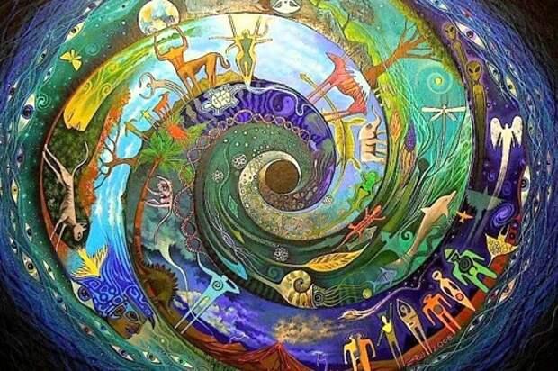 Реинкарнация души в низшие формы жизни
