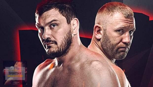Майор ВДВ в отставке нокаутириует экс-чемпиона UFC (+GIF)👊