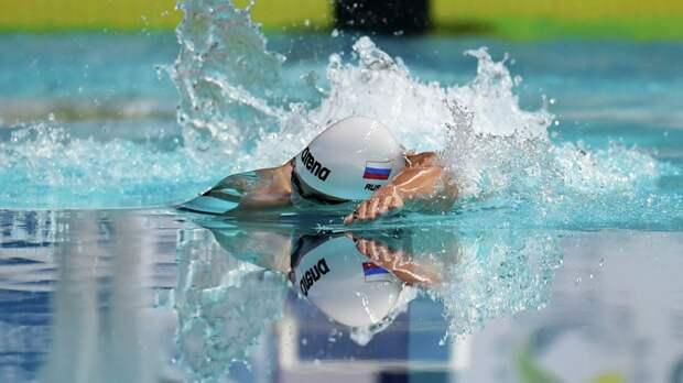 Малютин стал чемпионом Европы по плаванию на 400 м вольным стилем