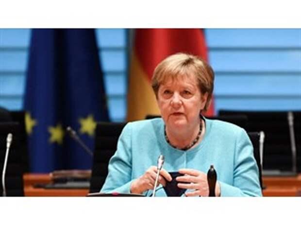 Прощание матушки Меркель
