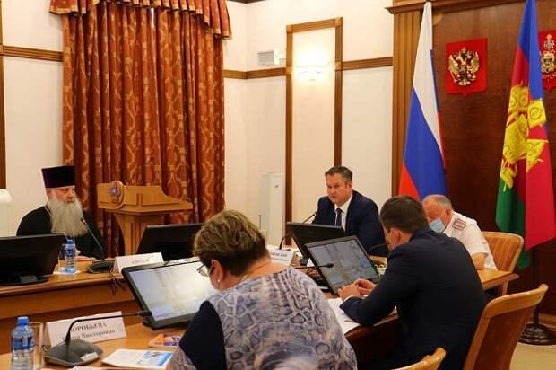 Председателем Союза казачьей молодежи Кубани стал Владимир Бутенко