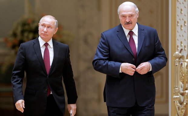Кремль прокомментировал спор Лукашенко с Путиным :: Политика :: РБК