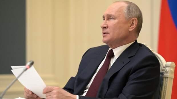 Путин пожелал удачи участникам турнира по дзюдо среди полиции и армии