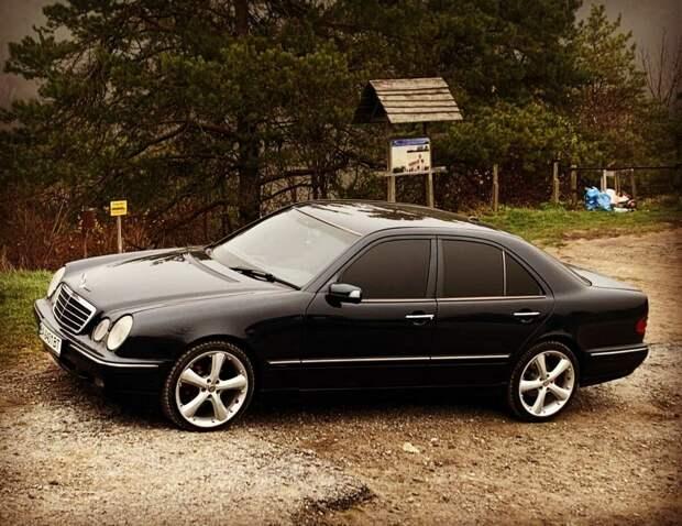 """Mercedes Benz 210W """"Мнение владельца о машине"""""""